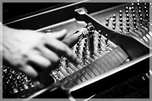 ピアニスト、調律技術者、最高のピアノ。 この三位一体がカワイコンサートの魅力。