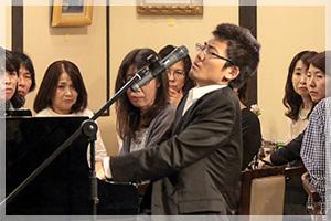 第9回浜松国際ピアノコンクール奨励賞受賞 三浦 謙司さんがサロンコンサートに出演