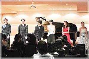 ロシアン・ピアノスクール in 東京 2015