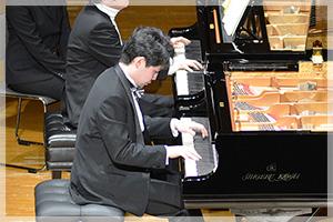 第19回浜松国際ピアノアカデミーで SK-EXを演奏した高木竜馬さんが 第1位を獲得